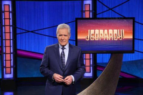 Jeopardy host Alex Trebak